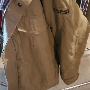 Legendary Whitetails Jackets & Coats - Men's outdoor coat